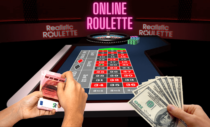 Favourable Pay Outs in Online Roulette